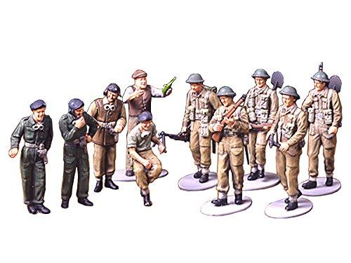 1/48 MMシリーズ イギリス歩兵( ヨーロッパ戦線 ) 32526