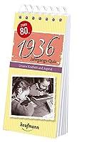 Jahrgangs-Quiz 1936: Unsere Kindheit und Jugend