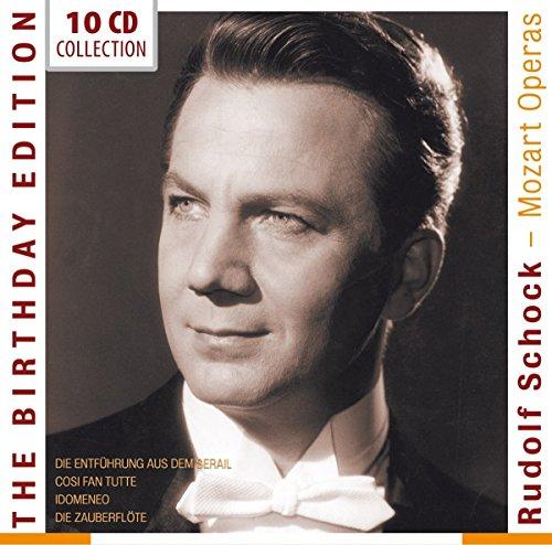 Rudllf Schock/ Mozart Operas