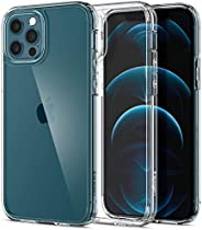 Spigen Ultra Hybrid Designed for iPhone 12 Case (2020) / Designed for iPhone 12 Pro Case (2020) - Crystal Clea