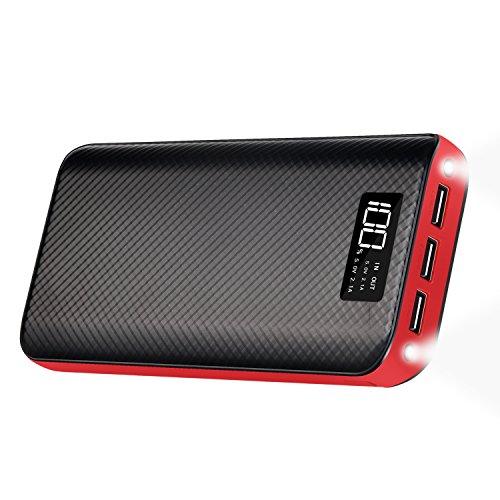 CXLiy モバイルバッテリー 大容量 24000mAh 携...