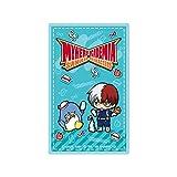 僕のヒーローアカデミア×サンリオキャラクターズ 轟焦凍×タキシードサム カードステッカー