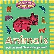 Animals (Magic Window Books (Running Press))