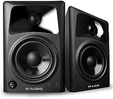 M-Audio アクティブスピーカー・システム 20W 4インチ AV42