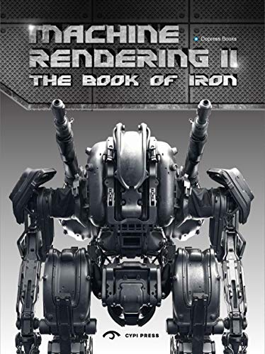 Machine Rendering: The Book of Iron