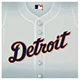 Detroit Tigers Baseball - Lunch Napkins Party Accessory [並行輸入品]