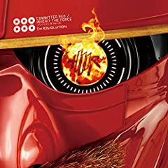T.M.Revolution「Committed RED」のCDジャケット