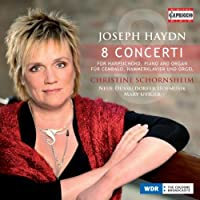 8 Concerti for Harpsichord, Piano & Organ by Utiger/Neue Dusseldorfer Hofmusik (2009-08-25)