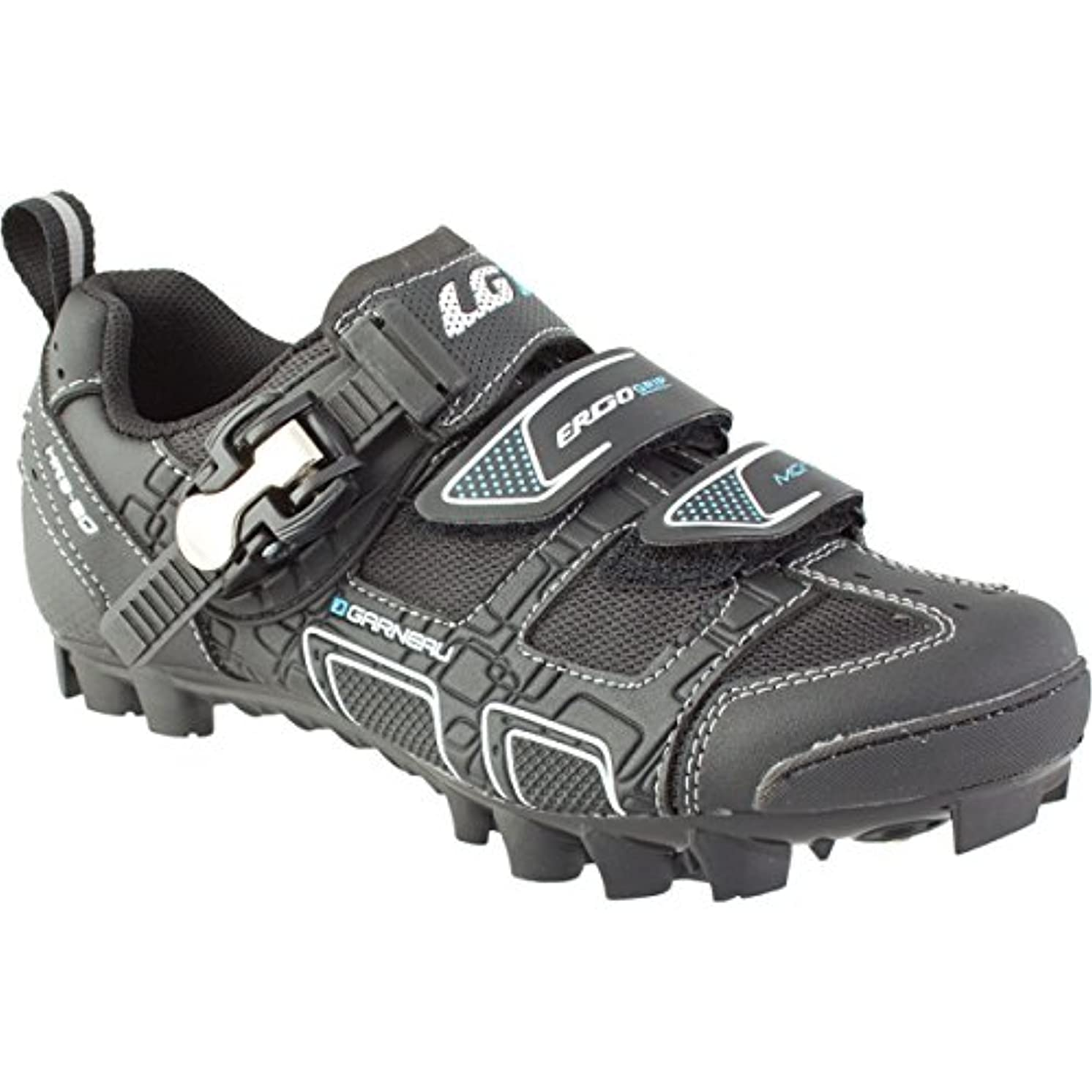 むしろ貢献する首尾一貫したLouis Garneau Monte Mountain Bike Shoes – Women 's