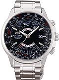 〔オリエント〕ORIENT 腕時計 機械式 自動巻き 海外モデル 万年カレンダー Men's SEU07005BX 《逆輸入品》