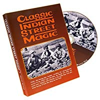 クラシックIndian Street Magic (本とDVD ) by Martin Breese – DVD