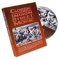 クラシックIndian Street Magic (本とDVD ) by Martin Breese–DVD