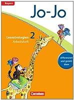 """Jo-Jo Lesebuch 2. Jahrgangsstufe. Arbeitsheft """"Lesestrategien"""". Grundschule Bayern"""