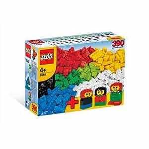 LEGO 5587 Basic Bricks with Fun Figures(レゴ フィグ付き基本セット)