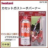 イワタニ(Iwatani) カセットガス トーチバーナー CB-TC-BZ