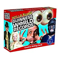 Carson Dellosa Wild and Bizarre Guinness World Records Creative Writing Cards [並行輸入品]