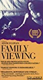 Family Viewing [VHS] [Import]