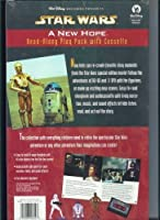 Star Wars A New Hope Read Along play pack with Cassette W/ R2D2 C 3PO Stormtrooper [並行輸入品]