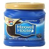 Maxwell マックスウェル ハウスコーヒー オリジナルロースト 240杯分 [並行輸入品]