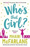 Who's That Girl?: A laugh-out-loud sparky romcom! (English Edition) 画像