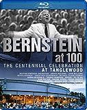 バーンスタイン生誕100周年記念~タングルウッド音楽祭 (Bernstein at 100, The Centennial Celebration at Tanglewood) [Blu-ray] [Import] [日本語帯・解説付]