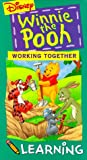 Winnie the Pooh: Working Together [VHS] [Import]
