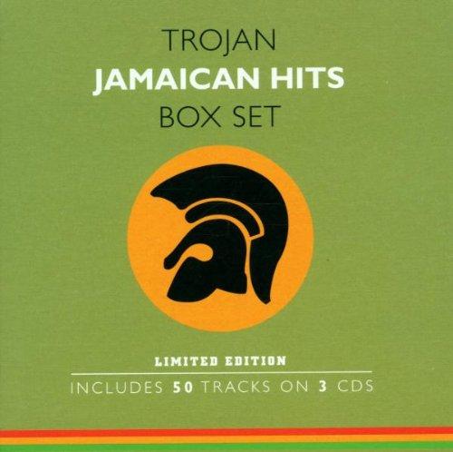 Trojan Jamaican Hits Box