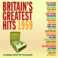 Britains Greatest Hits 1959