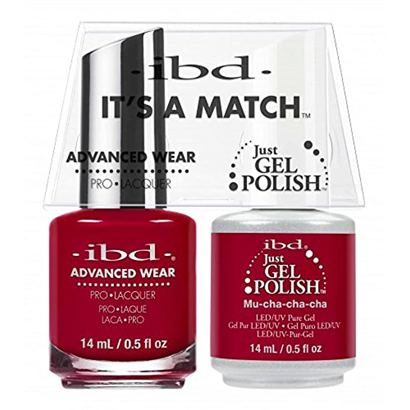 消防士プライム仕事に行くibd - It's A Match -Duo Pack- Love Lola Collection - Mu-Cha-Cha-Cha - 14 mL / 0.5 oz Each