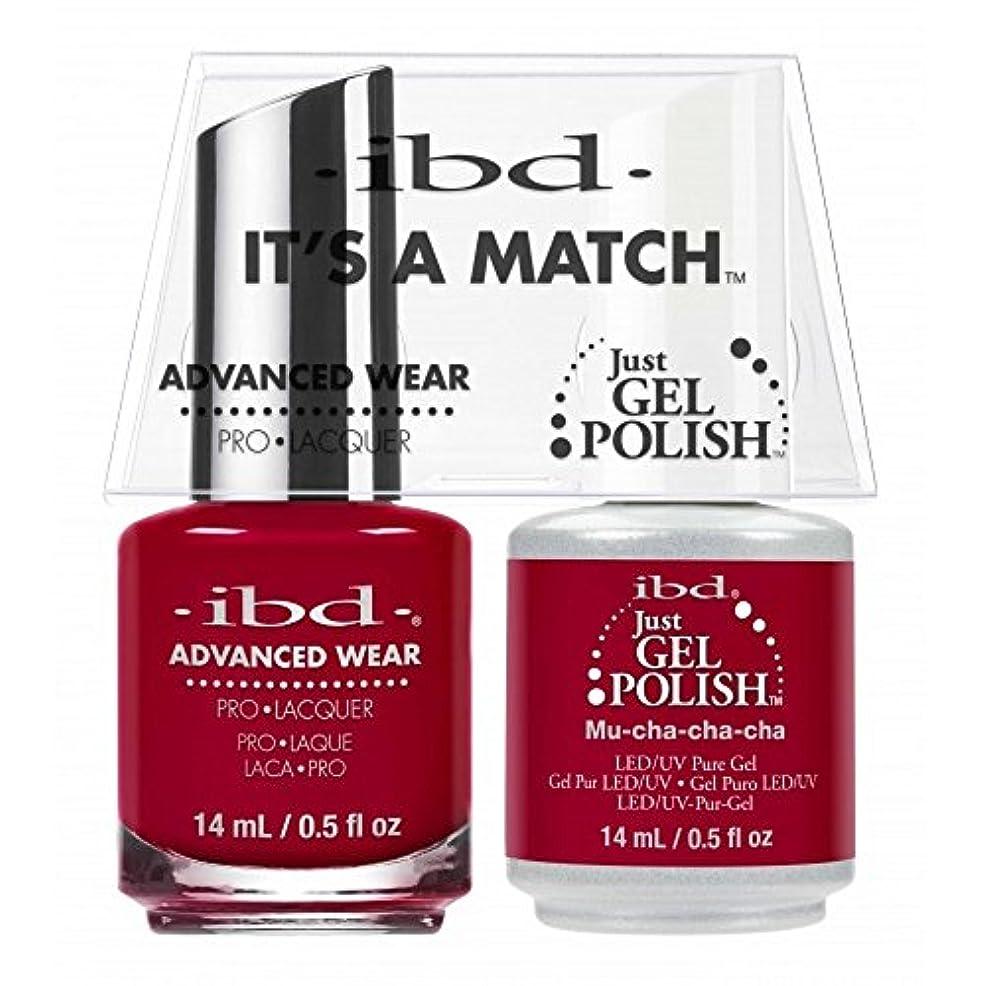 砂利寄託め言葉ibd - It's A Match -Duo Pack- Love Lola Collection - Mu-Cha-Cha-Cha - 14 mL / 0.5 oz Each