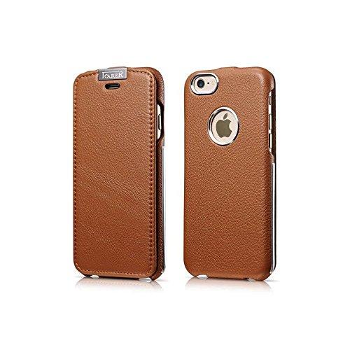 ICARER iphone6s/6ケース/カバー フリップケ...