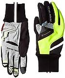 [パールイズミ] 手袋 7215 4 ネオンイエロー 日本 XL-(日本サイズXL相当)