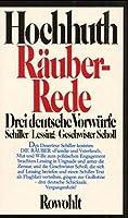 Rauber-Rede