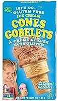 Let's Do - グルテン自由なアイスクリームコーン - 1.2ポンド