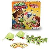 ACHICOO トカゲおもちゃ ファーストスティック 舌のおもちゃ ボード おかしい ゲームのおもちゃ 子供