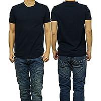 (ドルチェ&ガッバーナ)DOLCE&GABBANA アンダーウェア メンズクルーネックストレッチTシャツ N8A09J O0024 ネイビー [並行輸入品]