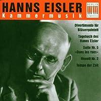 Eisler:Kammermusik