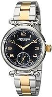 [アクリボス XXIV]Akribos XXIV 腕時計 Analog Display Japanese Quartz Two Tone Watch AK806TTG レディース [並行輸入品]