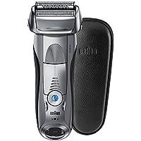 ブラウン シリーズ7 メンズ電気シェーバー 4カットシステム 7893s-SP お風呂剃り可 本皮ケース付き