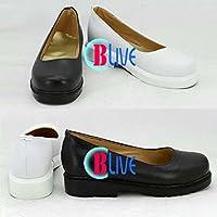 ●●サイズ選択可●●I0311ZCI コスプレ靴 ブーツ 七つの大罪 エリザベス・リオネス 女性22CM