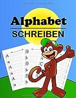 Alphabet schreiben: Das Alphabet kinderleicht ueben und verstehen | ABC Vorbereitung fuer Grundschule - Vorschule | Alphabet lernen mit Druckschrift | Schreiben lernen leicht gemacht!