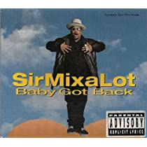 Baby Got Back / Cake Boy / You Can't Slip