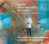 Shostakovich:String Qrts 3 & 4