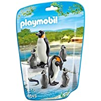 PLAYMOBIL 6649 Penguin family by Playmobil Zoo [並行輸入品]