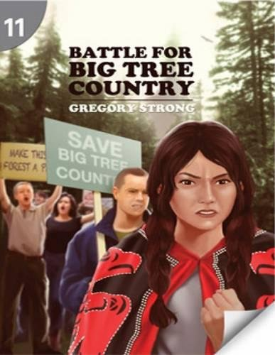 Battle for Big Tree Country (Page Turners Reading Library, Level 11)