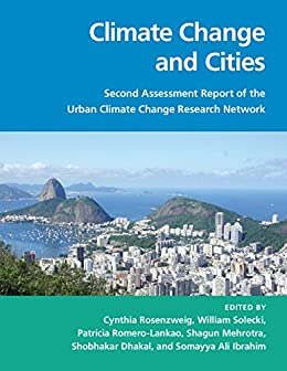 amazon co jp climate change and cities second assessment report of