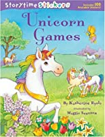 Unicorn Games (Storytime Stickers)