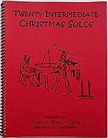 やさしいバイオリン&ピアノ伴奏譜 クリスマス曲集 おなじみのX'mas定番揃い♪