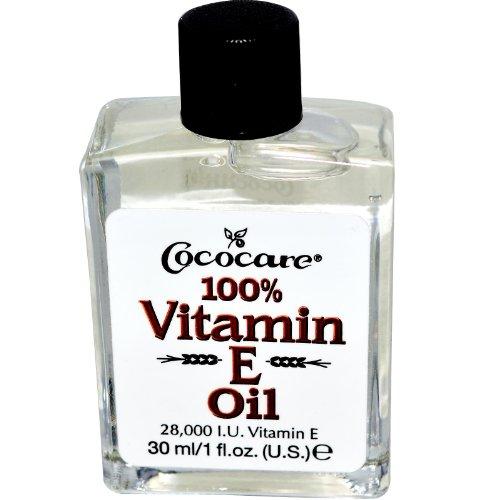 海外直送品 CocoCare 100% Vitamin E Oil, 1 oz 28000IU