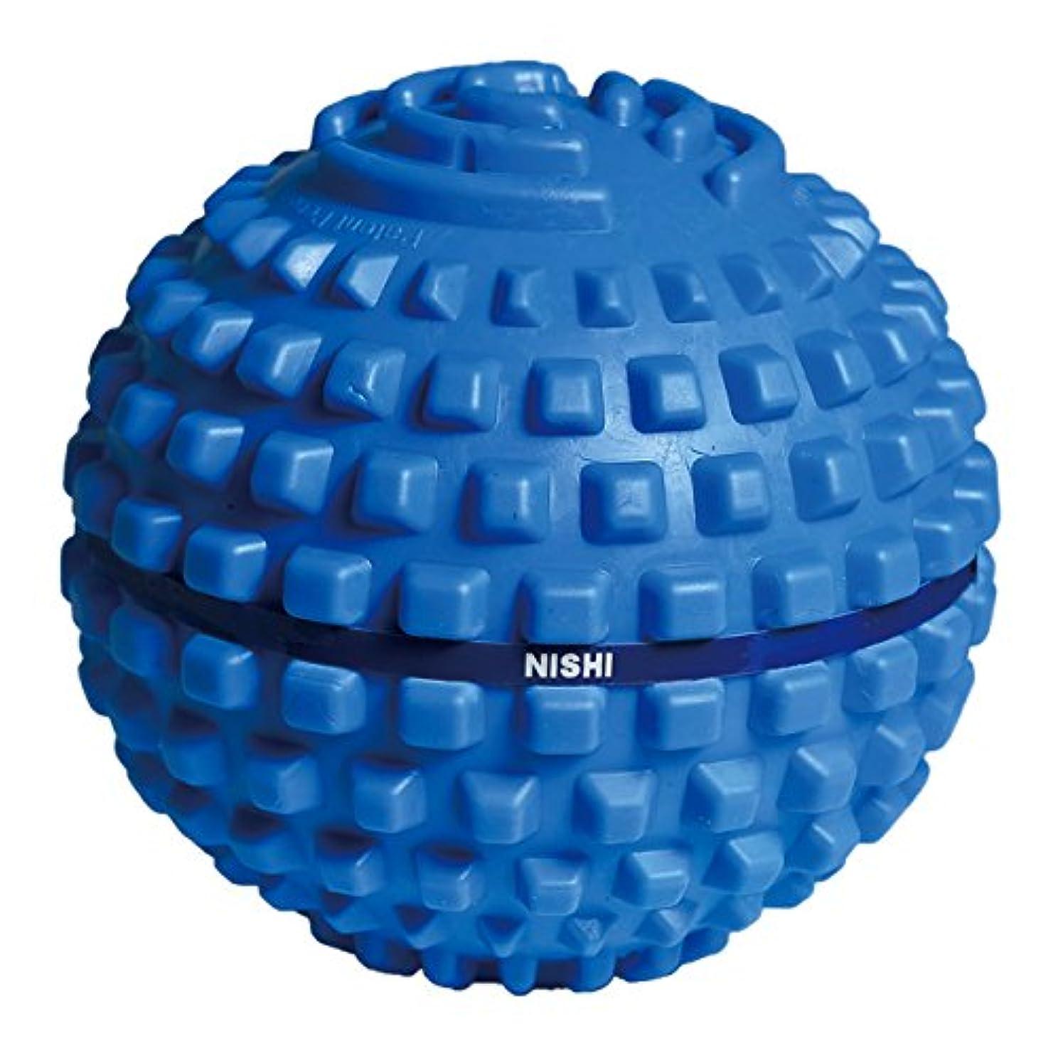 気づかないなんとなく責ニシ?スポーツ(NISHI) コンプレッションボール NT7994 F